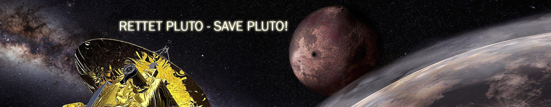 Rettet Pluto